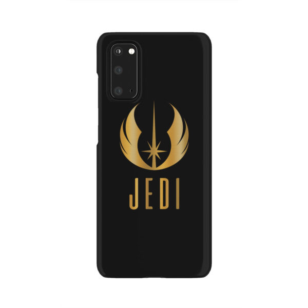 Gold Jedi Fallen Symbol for Best Samsung Galaxy S20 Case Cover