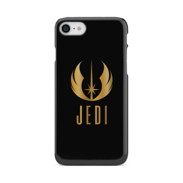 Gold Jedi Fallen Symbol for Cool iPhone 7 Case Cover