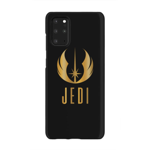 Gold Jedi Fallen Symbol for Cool Samsung Galaxy S20 Plus Case Cover