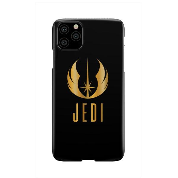 Gold Jedi Fallen Symbol for Premium iPhone 11 Pro Max Case Cover