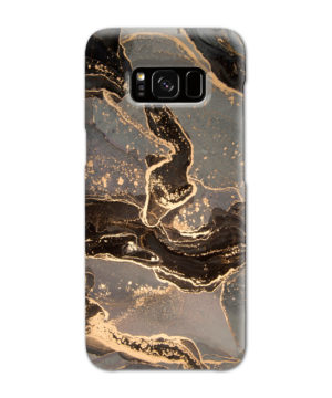 Golden Smoke Marble for Best Samsung Galaxy S8 Case