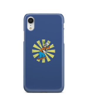 Goofy Cartoon for Beautiful iPhone XR Case Cover