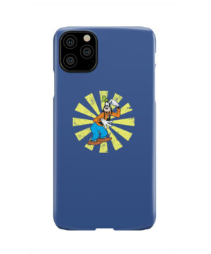 Goofy Cartoon for Custom iPhone 11 Pro Max Case