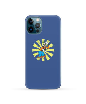 Goofy Cartoon for Cute iPhone 12 Pro Case Cover