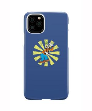 Goofy Cartoon for Stylish iPhone 11 Pro Case