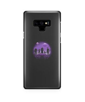 Guardians of The Galaxy for Newest Samsung Galaxy Note 9 Case