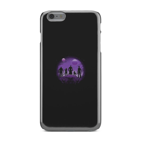 Guardians of The Galaxy for Premium iPhone 6 Plus Case