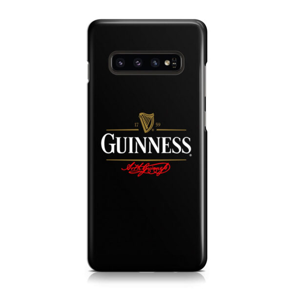 Guinness Beer for Amazing Samsung Galaxy S10 Plus Case Cover