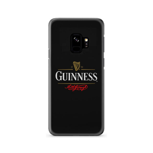 Guinness Beer for Beautiful Samsung Galaxy S9 Case