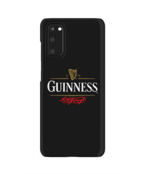 Guinness Beer for Best Samsung Galaxy S20 Case Cover