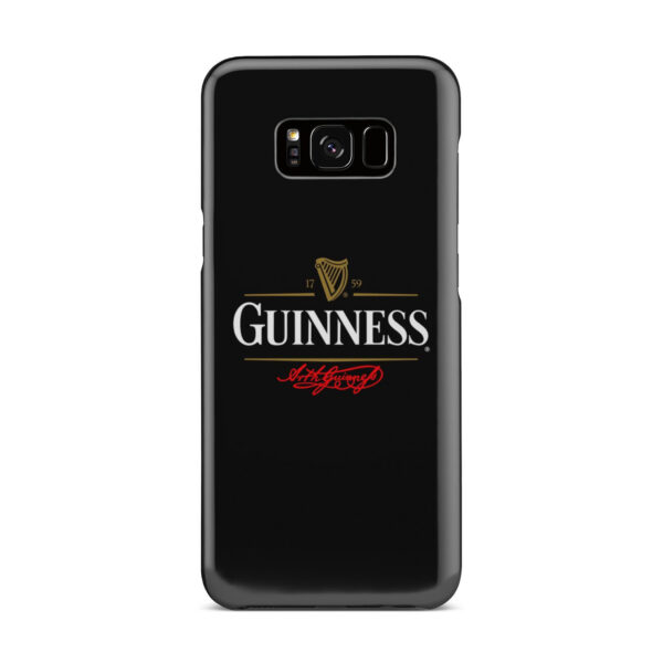 Guinness Beer for Cool Samsung Galaxy S8 Plus Case Cover