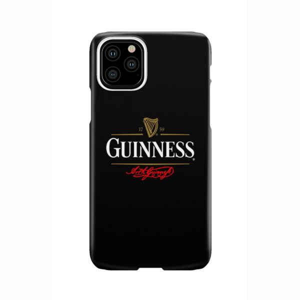 Guinness Beer for Custom iPhone 11 Pro Case