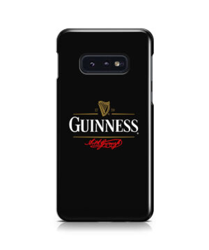 Guinness Beer for Customized Samsung Galaxy S10e Case Cover