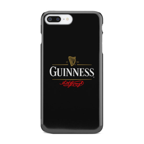 Guinness Beer for Unique iPhone 7 Plus Case Cover