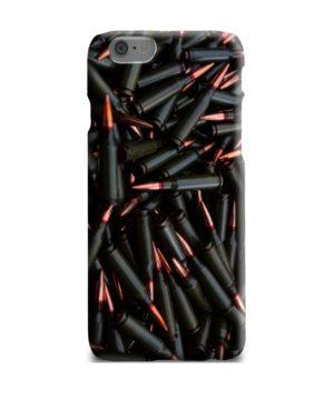 Gun Firearm Ammunition for Beautiful iPhone 6 Plus Case Cover
