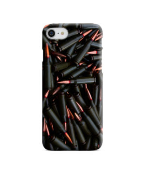 Gun Firearm Ammunition for Beautiful iPhone SE (2020) Case