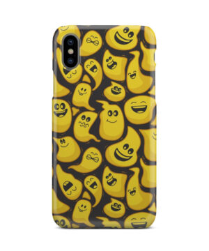 Halloween Ghost for Cute iPhone X / XS Case Cover