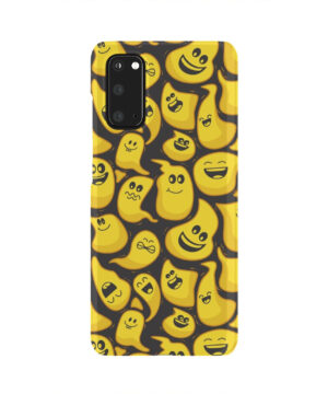 Halloween Ghost for Cute Samsung Galaxy S20 Case Cover