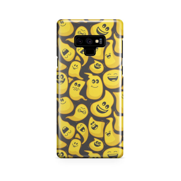 Halloween Ghost for Premium Samsung Galaxy Note 9 Case Cover