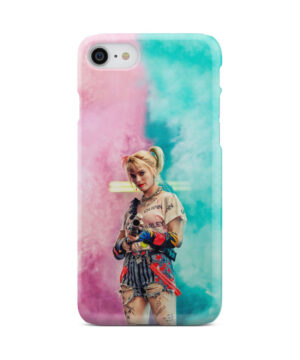 Harley Quinn Birds of Prey for Amazing iPhone 8 Case