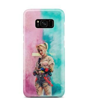 Harley Quinn Birds of Prey for Beautiful Samsung Galaxy S8 Plus Case Cover