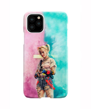 Harley Quinn Birds of Prey for Best iPhone 11 Pro Case