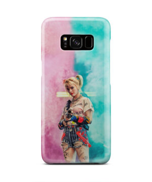 Harley Quinn Birds of Prey for Best Samsung Galaxy S8 Case Cover
