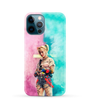 Harley Quinn Birds of Prey for Cool iPhone 12 Pro Max Case Cover