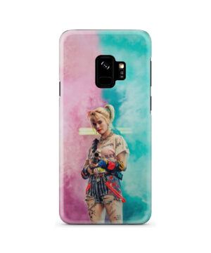 Harley Quinn Birds of Prey for Cool Samsung Galaxy S9 Case