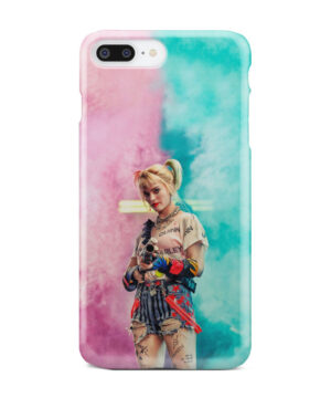 Harley Quinn Birds of Prey for Custom iPhone 8 Plus Case Cover