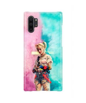 Harley Quinn Birds of Prey for Cute Samsung Galaxy Note 10 Plus Case