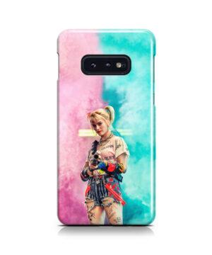 Harley Quinn Birds of Prey for Nice Samsung Galaxy S10e Case