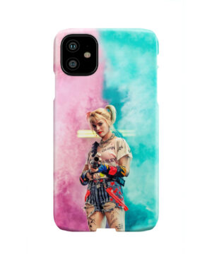 Harley Quinn Birds of Prey for Personalised iPhone 11 Case