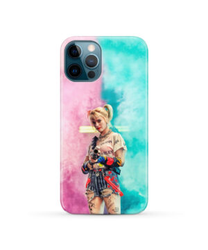 Harley Quinn Birds of Prey for Personalised iPhone 12 Pro Case Cover