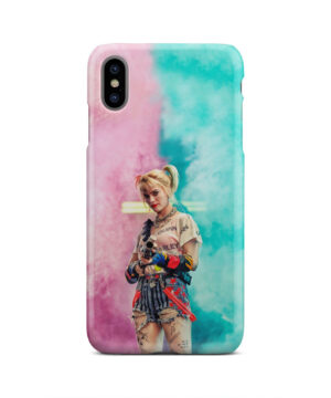 Harley Quinn Birds of Prey for Premium iPhone XS Max Case