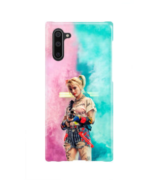 Harley Quinn Birds of Prey for Premium Samsung Galaxy Note 10 Case