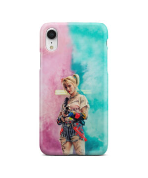 Harley Quinn Birds of Prey for Simple iPhone XR Case