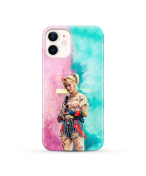 Harley Quinn Birds of Prey for Unique iPhone 12 Case