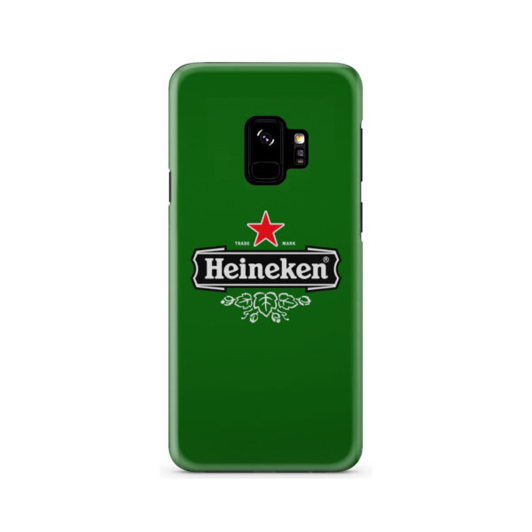 Heineken for Beautiful Samsung Galaxy S9 Case Cover