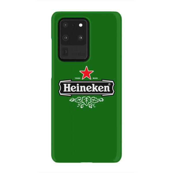 Heineken for Customized Samsung Galaxy S20 Ultra Case Cover