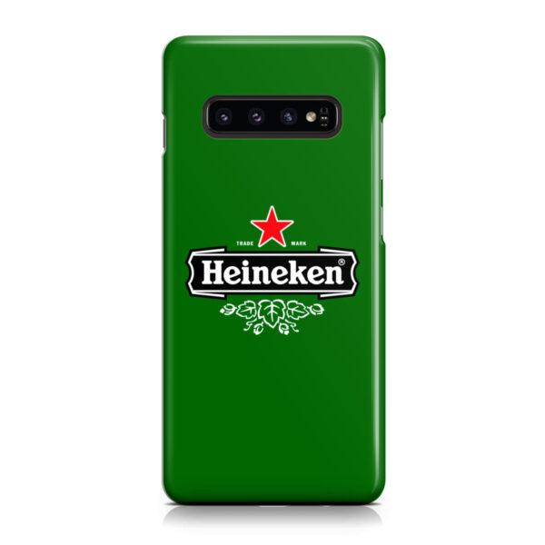 Heineken for Simple Samsung Galaxy S10 Plus Case