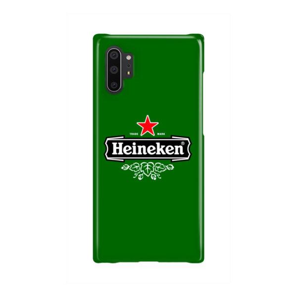 Heineken for Unique Samsung Galaxy Note 10 Plus Case