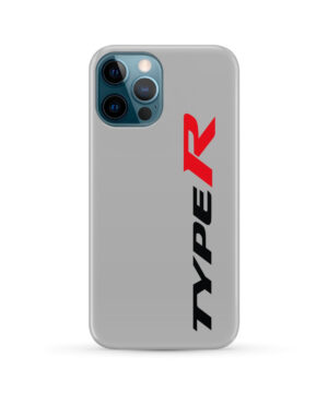 Honda Type R for Premium iPhone 12 Pro Max Case