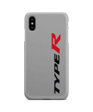 Honda Type R for Premium iPhone XS Max Case