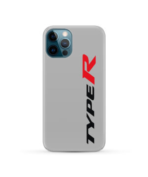Honda Type R for Stylish iPhone 12 Pro Case