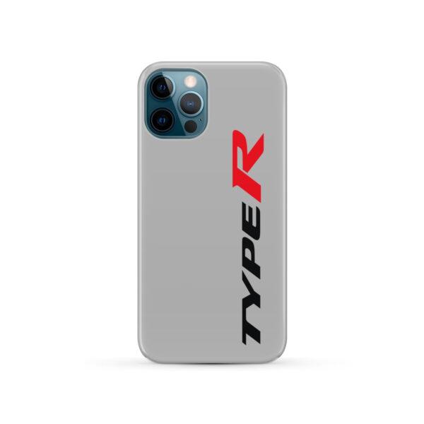 Honda Type R for Stylish iPhone 12 Pro Case