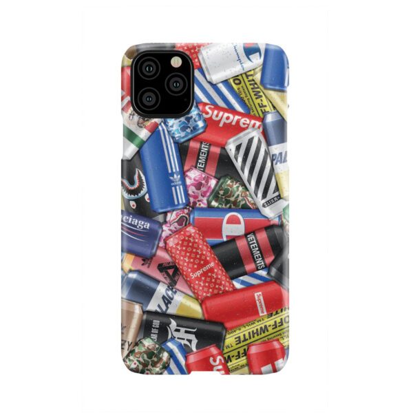 Hypebeast Cartoon for Best iPhone 11 Pro Max Case Cover
