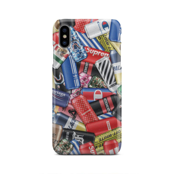 Hypebeast Cartoon for Best iPhone XS Max Case