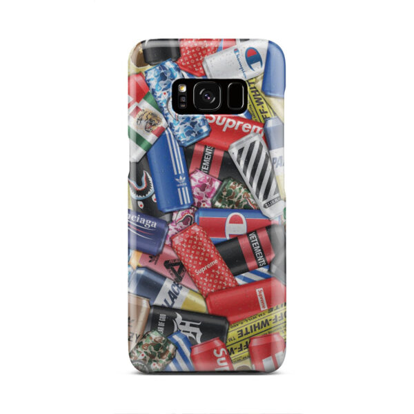 Hypebeast Cartoon for Custom Samsung Galaxy S8 Case Cover