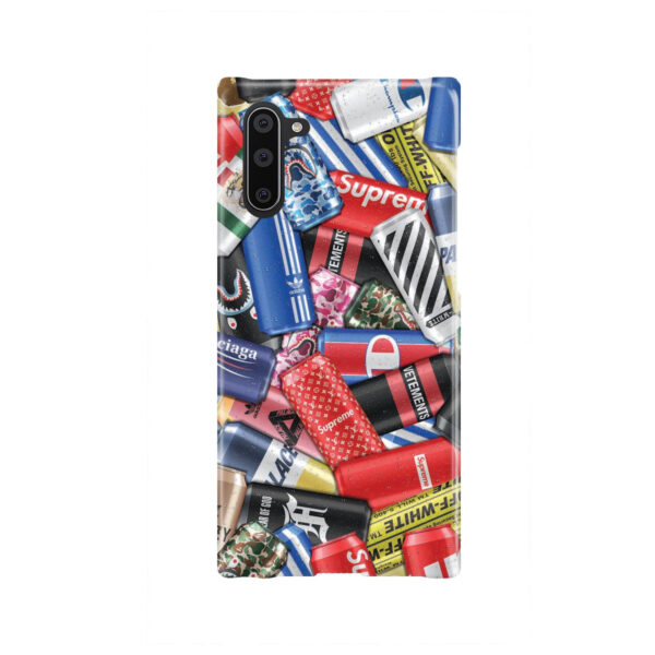Hypebeast Cartoon for Newest Samsung Galaxy Note 10 Case Cover